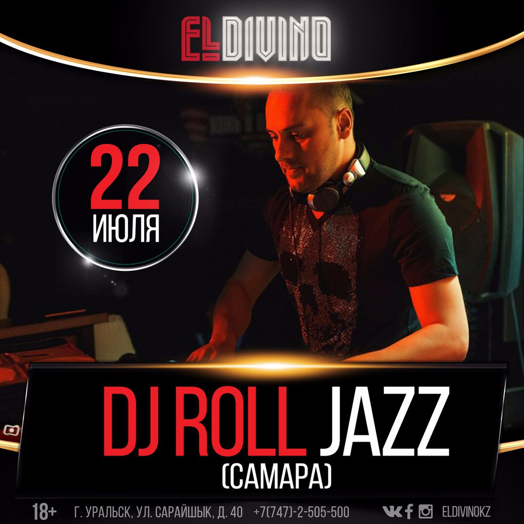 DJ ROLL JAZZ