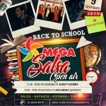 MEGA SALSA OPEN AIR!