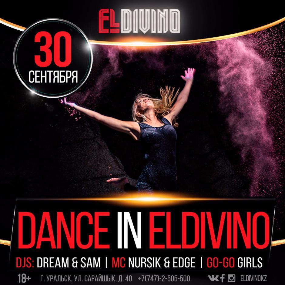 DANCE IN ELDIVINO