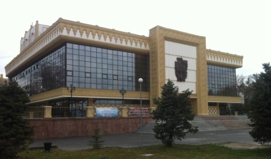 Казахский драматический театр им. Ж. Шанина