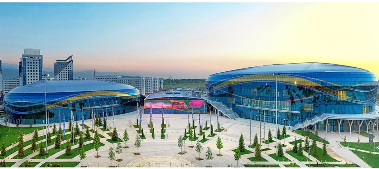 Алматы Арена