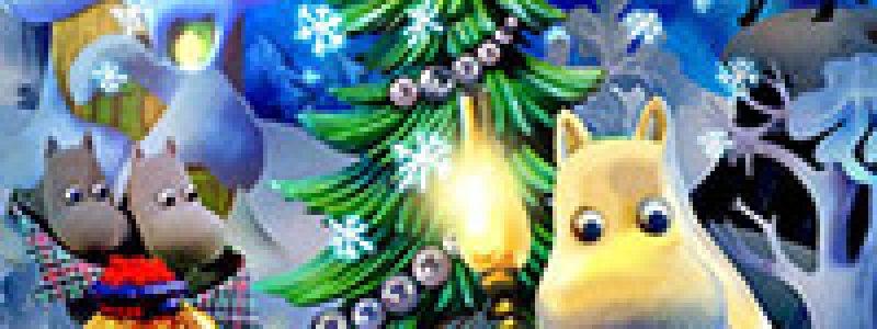 Муми-тролли и зимняя сказка