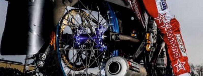 Чемпионат мира по мотогонкам на льду в 2019 году