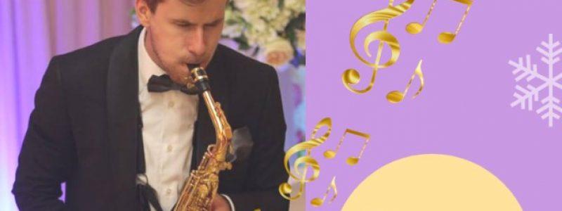 Рождественский саксофон с Ярославом Фридманом