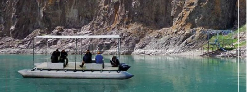 Сплав-путешествие по реке Или на плоту