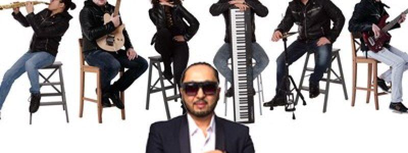 Ерлан Кокеев и группа «K7» в Музкафе