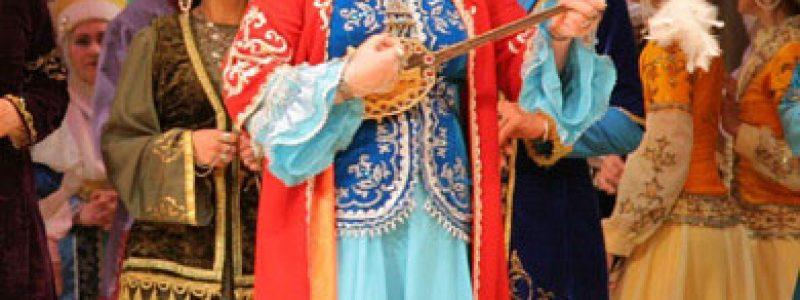 М.Тулебаев. Опера «Биржан и Сара»